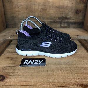 Skechers Memory Foam Dual Lite Sneakers